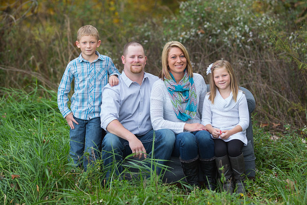 Ramsey And Erin Bollenbacher Family