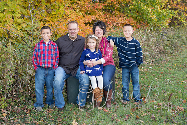 Tara Ellenberger Family