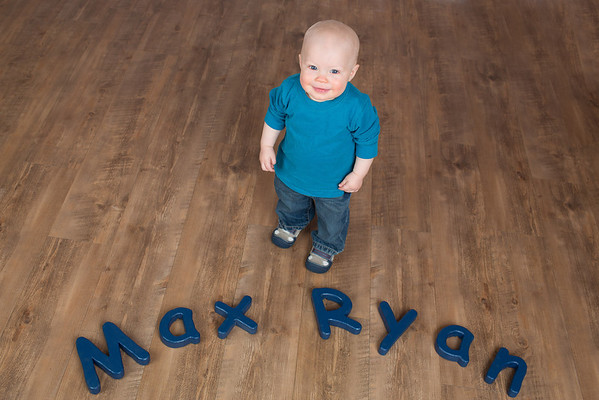 Max Fifer 1 Year 1-2-13