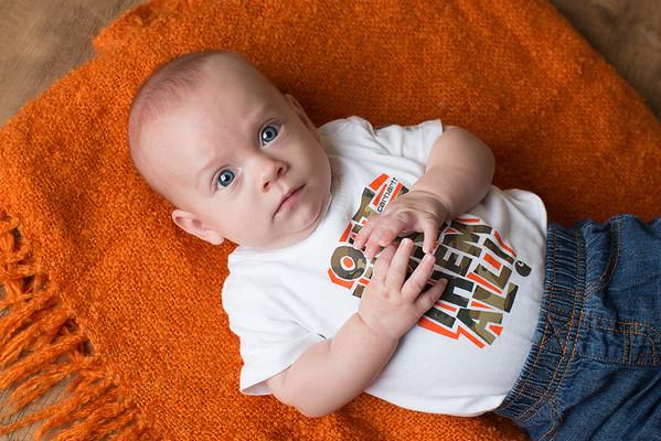 Rhett B. 4 Month