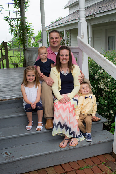 Homan Family May 2015
