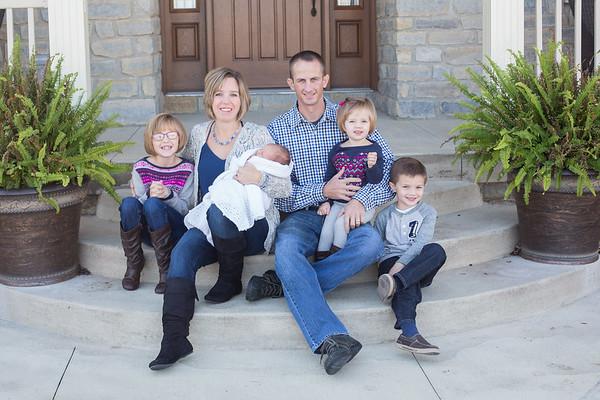 Matt and Cheryl Family