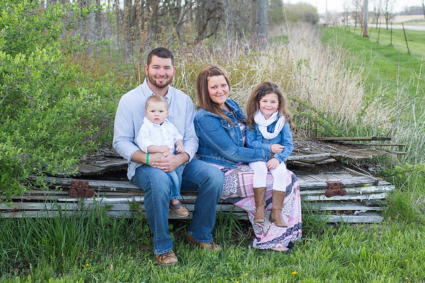 Tyler and Joy Feasel Family