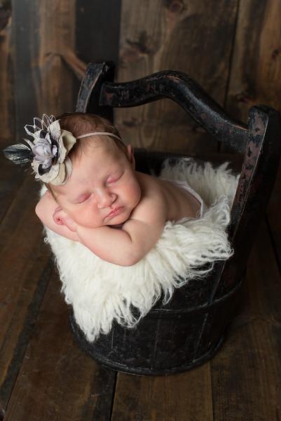Brinlee Schwartz Newborn